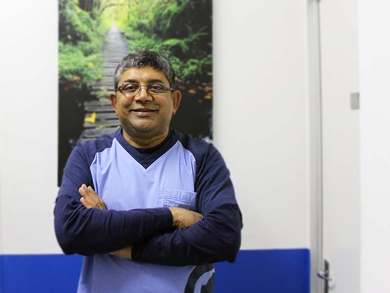 Dr M.R. Kalan