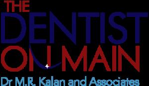 The Dentist on Main logo