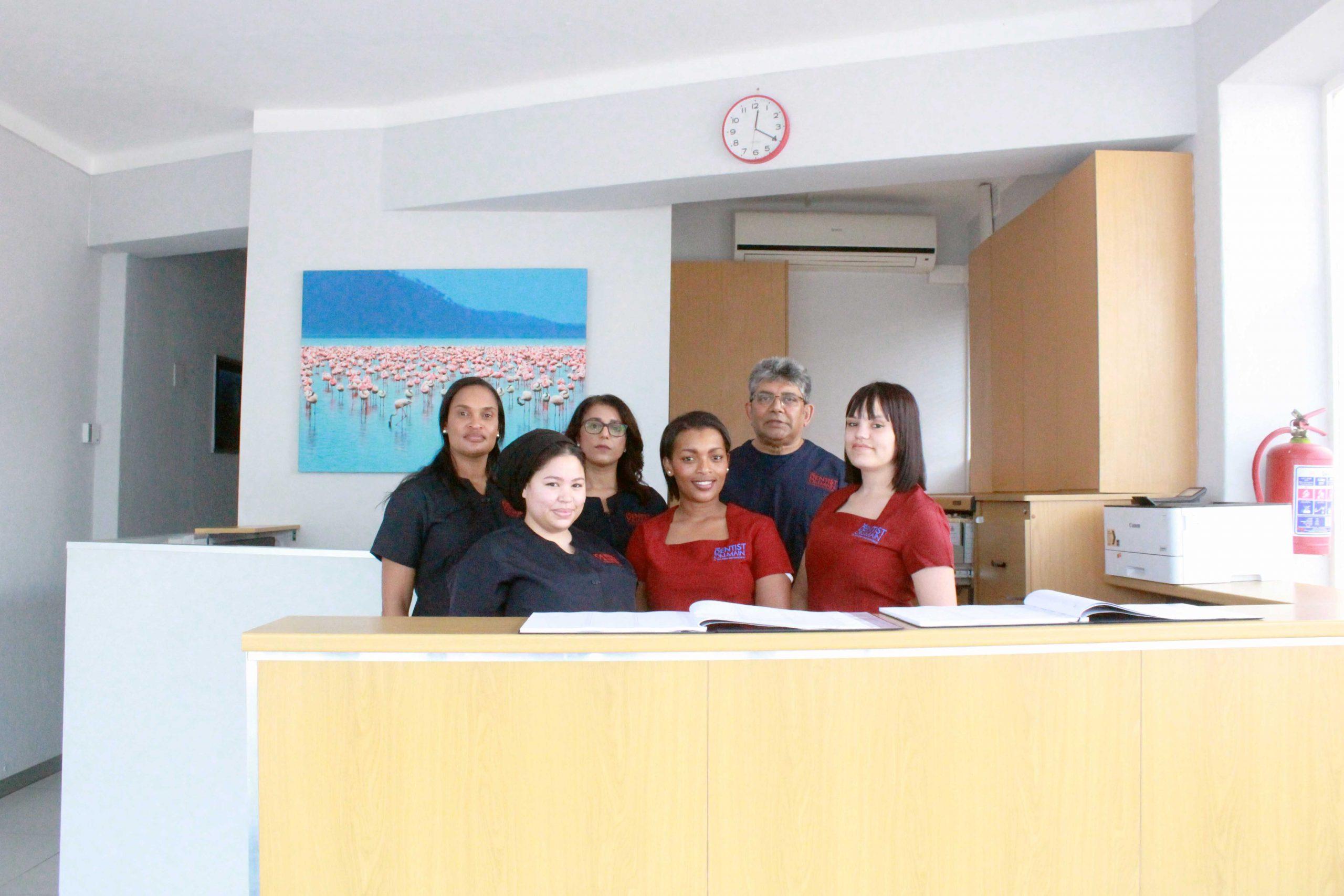 The Dentist on Main Dentist Rondebosch Team