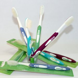 Integrated Oral Care IOC Adultsoft Toothbrush