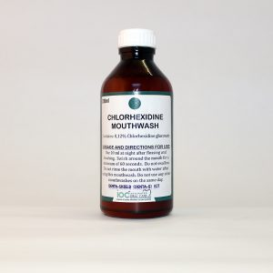 Integrated Oral Care IOC Chlorhexidine Mouthwash
