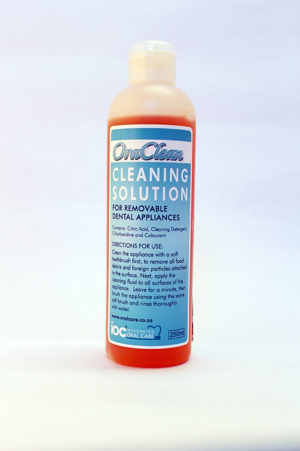 Integrated Oral Care IOC Cleaning Solution