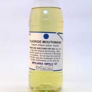 Integrated Oral Care IOC Fluoride Mouthwash