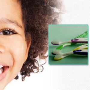 Integrated Oral Care IOC Toddler Toothbrush